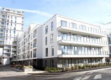 Thumbnail 2 bed flat for sale in Bradfield Close, Woking