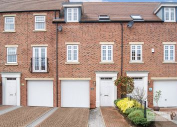 3 bed terraced house for sale in Waters Edge, Kings Sconce Avenue, Newark NG24