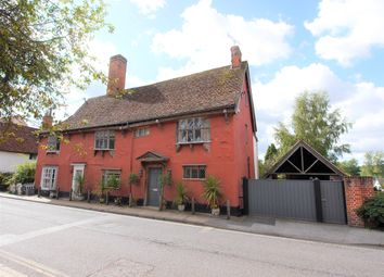 Thumbnail 5 bed semi-detached house for sale in Benton Street, Hadleigh, Ipswich, Suffolk