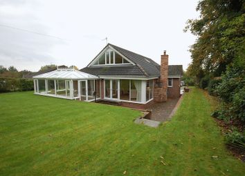 Thumbnail 4 bed detached house for sale in Woodside, Morpeth