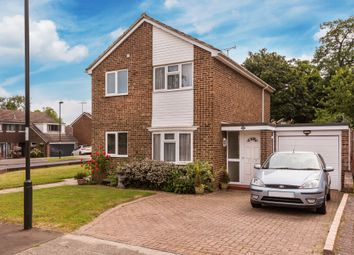 Thumbnail 3 bed detached house for sale in Ruskin Close, Crawley