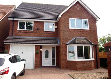 Thumbnail 5 bed detached house for sale in Moss Gardens, Southport