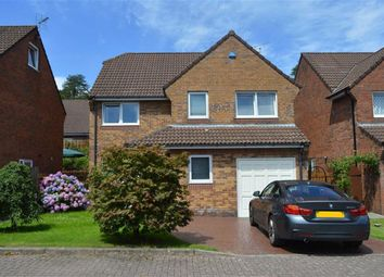 Thumbnail 4 bedroom detached house for sale in Whitegates, Mayals, Swansea
