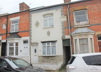 Thumbnail 2 bed terraced house to rent in Healey Street, South Wigston, Leicester
