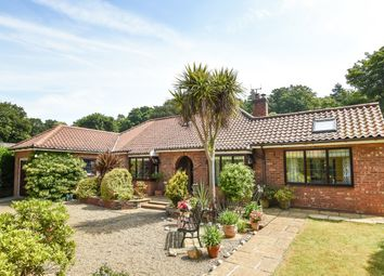 Thumbnail 4 bed detached bungalow for sale in Church Cottages, Cromer Road, West Runton, Cromer