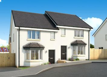 "Thumbnail 3 bed property for sale in ""The Buchanan At Earlybraes"" at Hallhill Road, Glasgow"