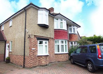 Thumbnail 3 bed semi-detached house to rent in Matlock Way, New Malden