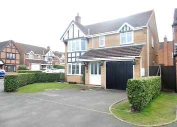 Thumbnail 4 bed detached house for sale in Morton Grove, Gateford, Worksop, Notts