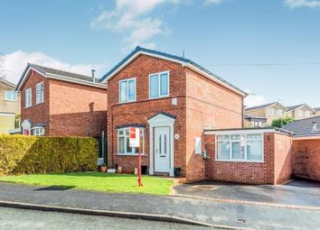 Thumbnail 3 bed detached house for sale in Mansfield Close, Clayton, Newcastle Under Lyme, Staffs