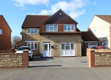 Thumbnail 5 bed detached house for sale in Fortfield Road, Whitchurch, Bristol