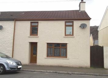 Thumbnail 2 bed town house for sale in Bassett Street, Trallwn, Pontypridd