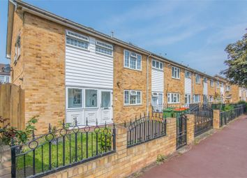 Thumbnail 4 bed semi-detached house for sale in Alverstone Road, Manor Park, London