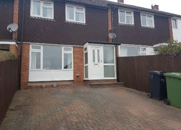 Thumbnail 3 bed terraced house to rent in Grandison Rise, Tupsley, Hereford
