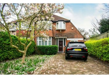 Thumbnail 4 bed semi-detached house for sale in Somertrees Avenue, Grove Park