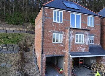 Thumbnail 4 bedroom detached house for sale in Valley View, Hendidley Close, Hendidley Close, Newtown, Powys