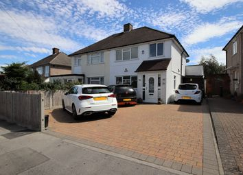 Thumbnail 4 bed semi-detached house for sale in Heneage Crescent, Croydon