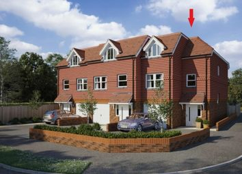 Thumbnail 4 bed end terrace house for sale in Lambarde Road, Sevenoaks
