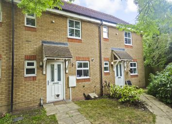 Thumbnail 2 bed town house for sale in Pickering Close, Stoney Stanton, Leicester, Leicestershire
