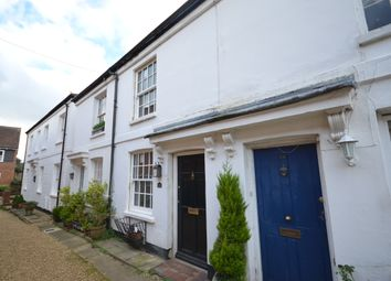 Thumbnail 2 bed terraced house to rent in Bear Lane, Farnham, Surrey