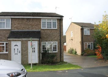 Thumbnail 2 bed end terrace house to rent in Groombridge Way, Horsham