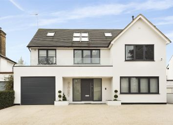 Thumbnail 5 bed detached house for sale in Arkley Drive, Arkley, Barnet
