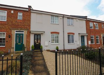 Thumbnail 2 bedroom town house to rent in St. Matthews Close, Renishaw, Sheffield