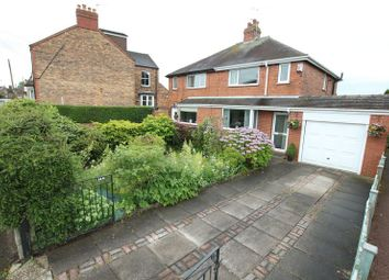 Thumbnail 2 bed semi-detached house for sale in High Street, Harriseahead, Stoke-On-Trent