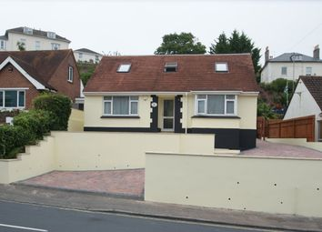 Thumbnail 4 bed detached house to rent in Blatchcombe Road, Paignton