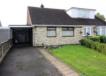 Thumbnail 3 bed semi-detached bungalow to rent in Carol Crescent, Wednesfield, Wolverhampton