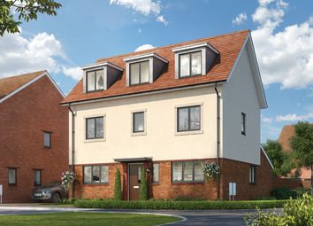 "Thumbnail 4 bed property for sale in ""The Gosfield"" at Biggs Lane, Arborfield, Reading"