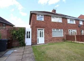 Thumbnail 3 bed semi-detached house to rent in Parry Road, Wolverhampton