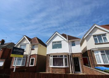 Thumbnail 3 bed detached house for sale in King Georges Avenue, Southampton