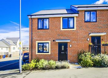 Thumbnail 3 bed semi-detached house for sale in Barrett Street, Accrington, Lancashire
