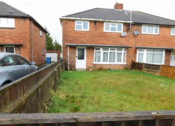 Thumbnail 3 bed semi-detached house for sale in Fitzworth Avenue, Hamworthy, Dorset