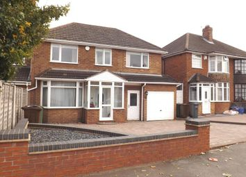 Thumbnail 4 bed semi-detached house for sale in Farmstead Road, Solihull