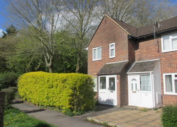 Thumbnail 3 bedroom end terrace house for sale in Harewood Close, Eastleigh