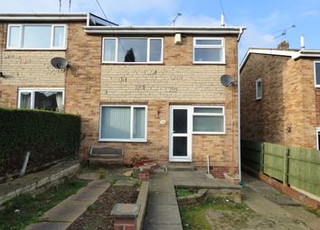 Thumbnail 3 bed semi-detached house to rent in Wensleydale Drive, Brinsworth, Rotherham
