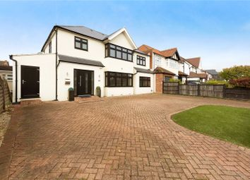Thumbnail 4 bed detached house for sale in Wingletye Lane, Hornchurch