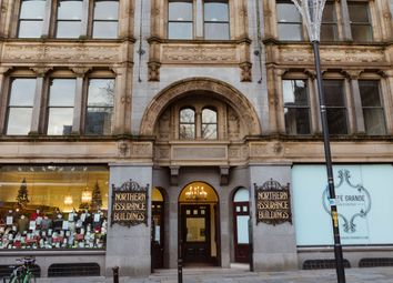 Office to let in Northern Assurance Buildings, Queen Street, Manchester M2