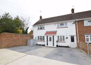 Thumbnail 6 bed semi-detached house for sale in Queen Elizabeth Drive, Corringham, Essex