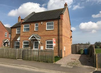 Thumbnail 2 bed semi-detached house for sale in Woodthorpe Avenue, Boston
