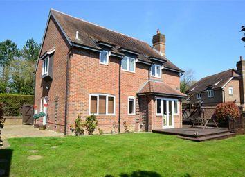 Thumbnail 4 bed detached house for sale in Deadmans Lane, Greenham, Berkshire