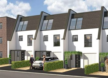 Thumbnail 4 bed town house for sale in Plot 5, Lansdown Villas, Church Road, Cheltenham, Glos
