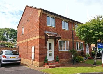 Thumbnail 3 bed semi-detached house for sale in Semington Close, Taunton