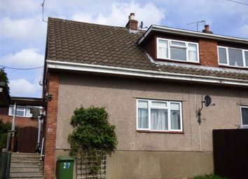 Thumbnail 3 bed semi-detached house for sale in Albert Road, Cinderford