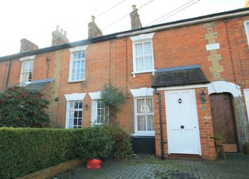 Thumbnail 2 bed terraced house for sale in Eythrope Road, Stone, Aylesbury