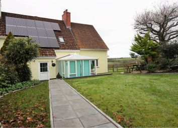 Thumbnail 4 bed semi-detached house for sale in North View, Beaworthy