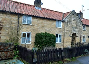Thumbnail 3 bed cottage for sale in Main Street, Nocton, Lincoln