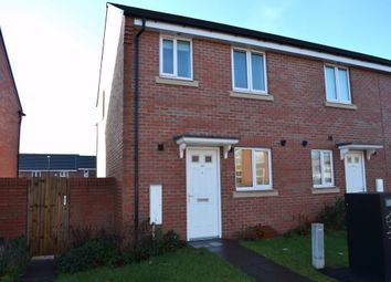 Thumbnail 3 bedroom end terrace house to rent in Terry Road, Stoke Village, Coventry