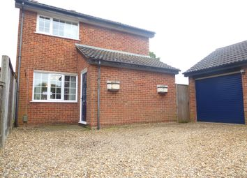Thumbnail 3 bed detached house for sale in Reydon Close, Norwich